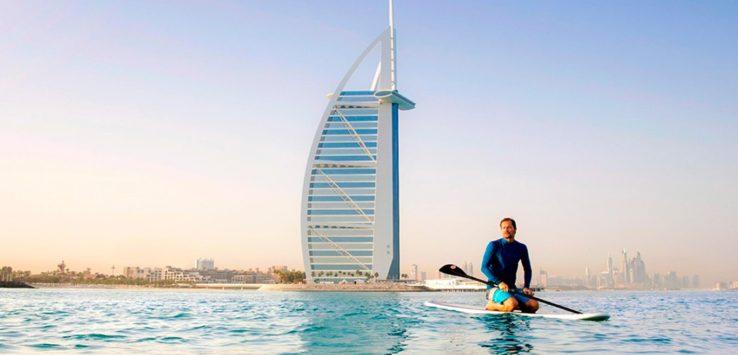 عام سياحي ناجح لمدينة دبي في 2017