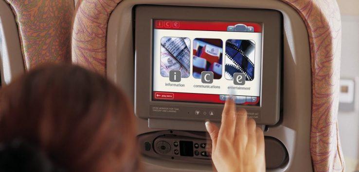 سرعات قياسية للانترنت على أسطول (طيران الامارات) في 2020