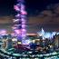 تعرّف على تفاصيل احتفال Light Up 2018 ليلة رأس السنة في دبي
