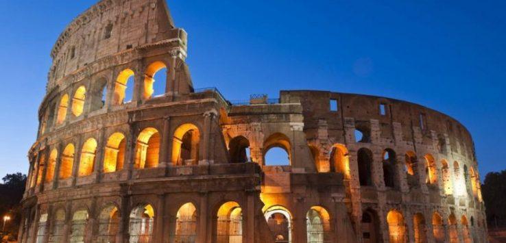 أكثر المواقع الأثرية شهرة في إيطاليا