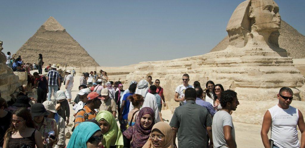 بالارقام : مصر تتعافى سياحياً