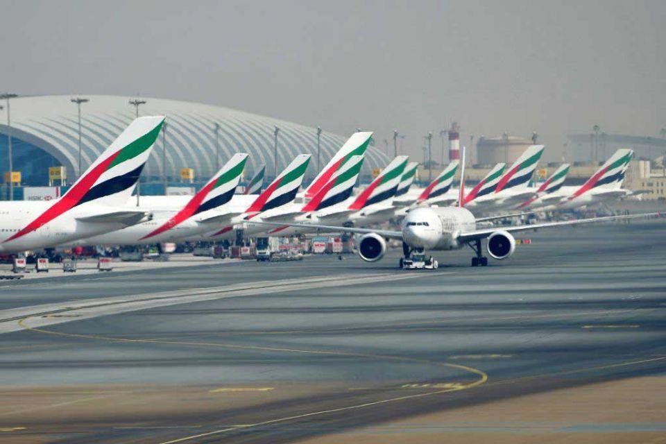 مطار دبي يقترب من تحقيق رقم قياسي جديد