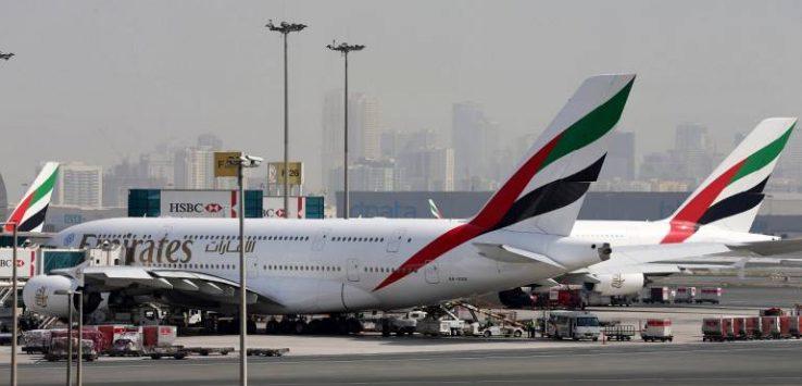 مطار دبي يستمر على قمة أكثر مطارات العالم إزدحاما بالركاب في 2017