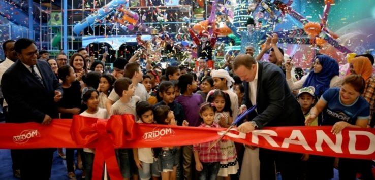 35ee4a8ec الإمارات : إفتتاح أكبر منطقة ألعاب داخل مراكز التسوق في الشرق الأوسط ...