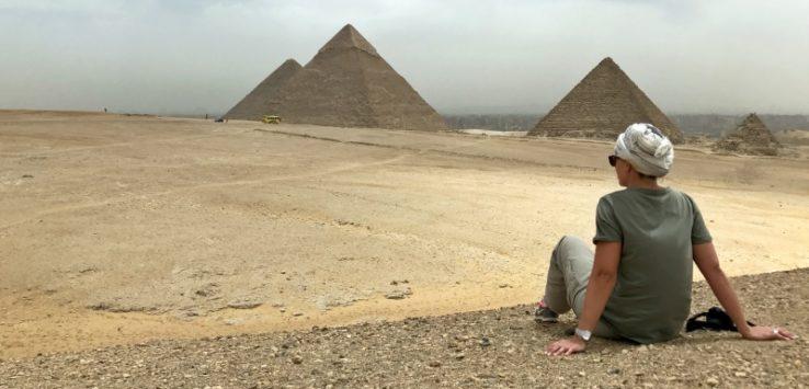 عدد السياح الى مصر ينمو بنسبة 41% في عام