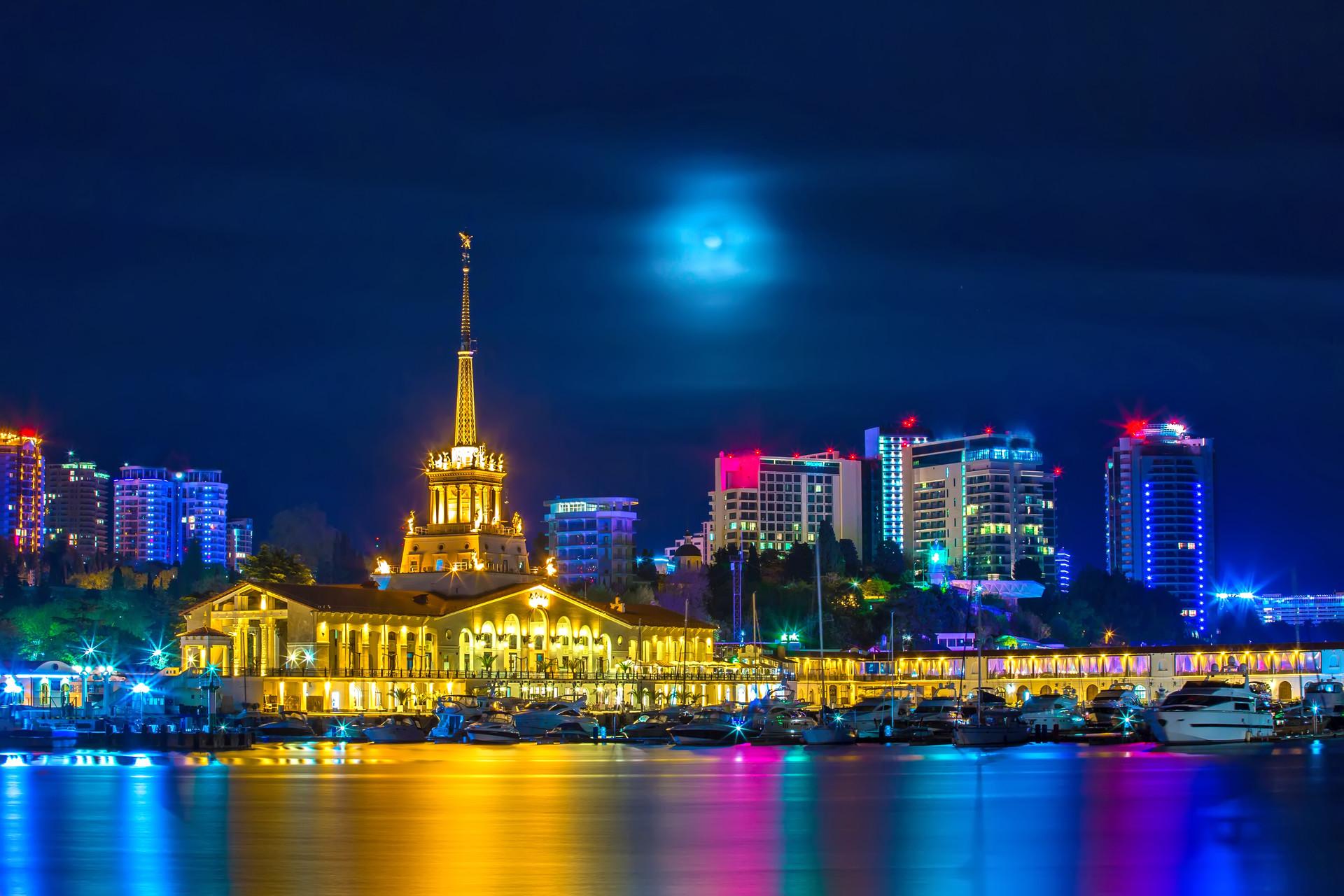 سوتشي الروسية أرخص مدينة اوروبية في خريف 2018