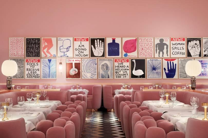 أفضل 5 مطاعم في بريطانيا لعام 2018
