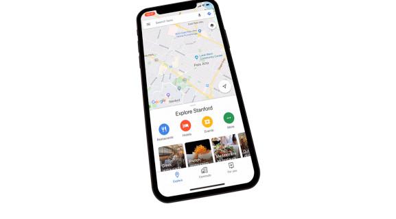 جوجل تضيف ميزة مهمة جديدة للسائح في تحديث تطبيق الخرائط