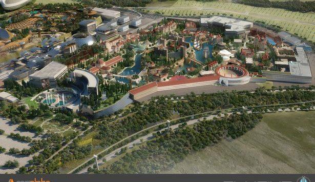 اسبانيا تعلن عن بناء مشروع سياحي عملاق يضم مدينة ملاهي ضخمة