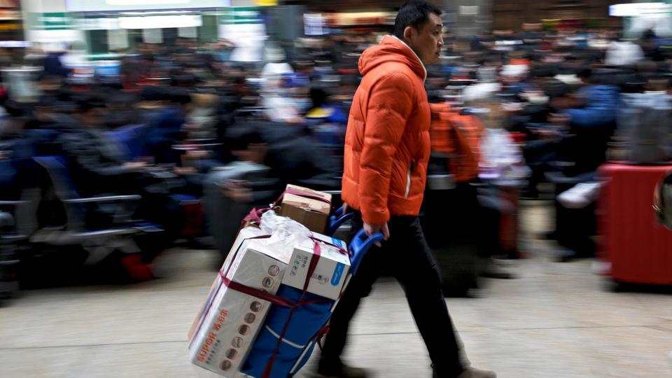 الصين تستقبل عام جديد يوم 5 فبراير