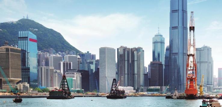 قائمة مدن العالم الاكثر امتلاكاً للابراج الشاهقة في 2018