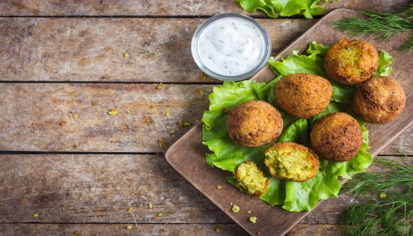أشهر 10 أكلات في الشرق الاوسط