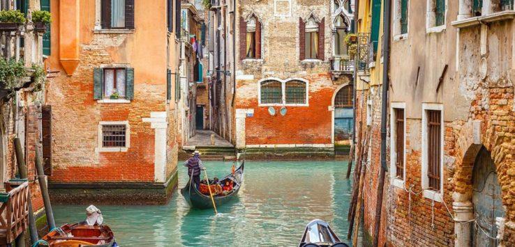 فينيسيا : الوجهة السياحية الاولى في شهر ابريل 2019