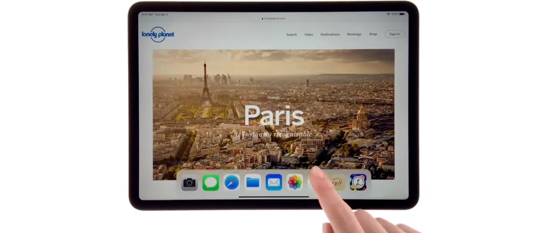 بالفيديو : آبل تشرح لك كيف تستخدم الايباد في قضاء رحلة سياحية ممتعة