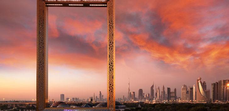 برواز دبي ينضم الى موسوعة جينيس