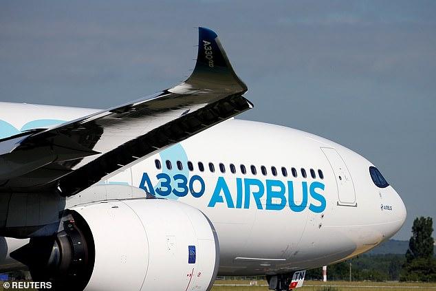 إيرباص تقول انها مستعده لتنفيذ تقنية الطائرات بدون طيار