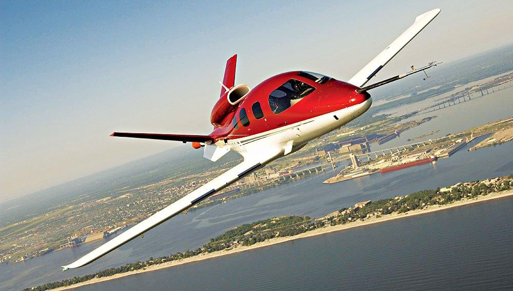 الكشف عن ارخص طائرة خاصة في العالم