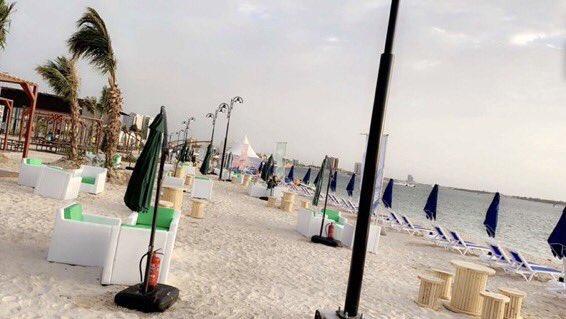 المملكة تعيد افتتاح شاطيء (الاسكندرية) في جدة