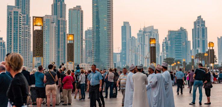 تقرير : دبي أسرع المدن السياحية نمواً في العالم