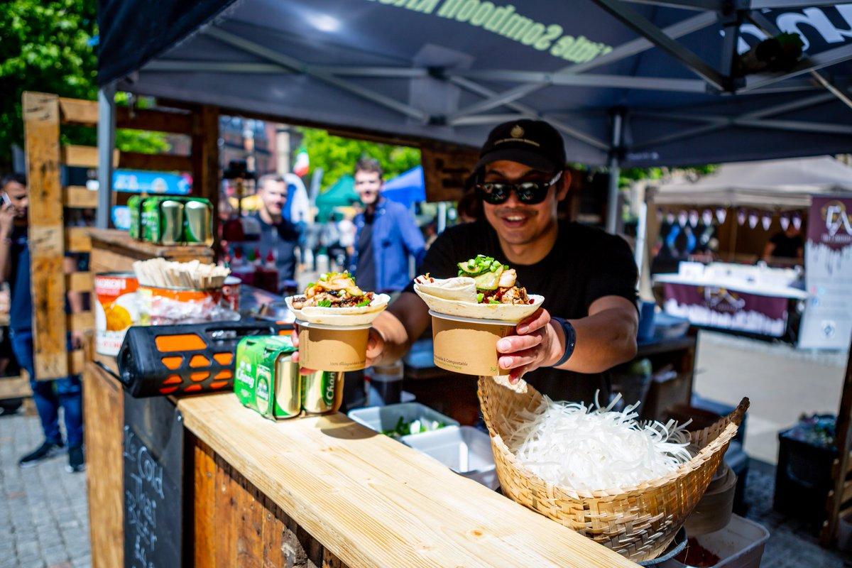 أشهر 5 مهرجانات للطعام في العالم 2019