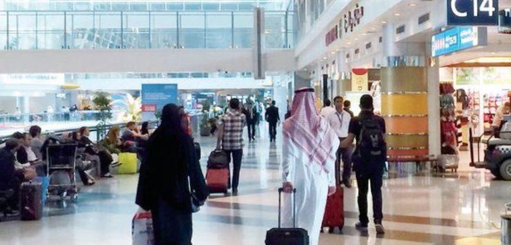 انخفاض رحلات السائح السعودي الى الخارج في النصف الاول من 2019