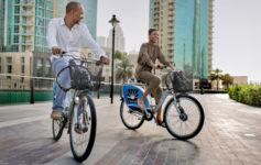 تعرف على مسارات الدراجات الهوائية في دبي