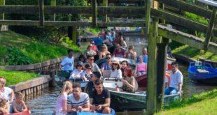 قرية سياحية في هولندا خالية من الطرق والسيارات