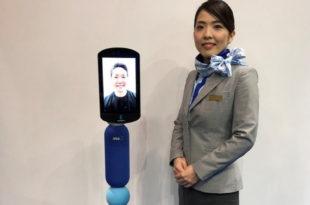 الخطوط الجوية اليابانية تبتكر روبوت يمكنه السفر والتسوق بدلاً منك