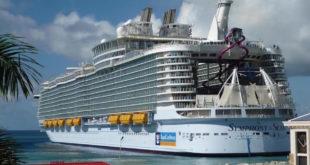 بالارقام : تعرف على استهلاك أكبر سفينة سياحية في العالم من الاطعمة والمشروبات