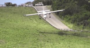 بالفيديو : اخطر 3 مطارات في العالم لعام 2019