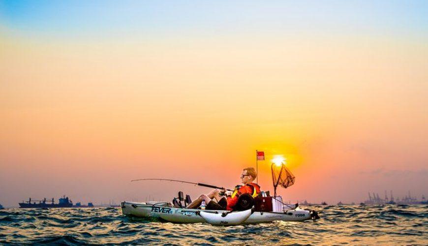 kayak fishing in singapore