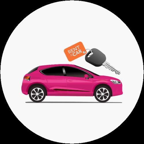 rent-car-key