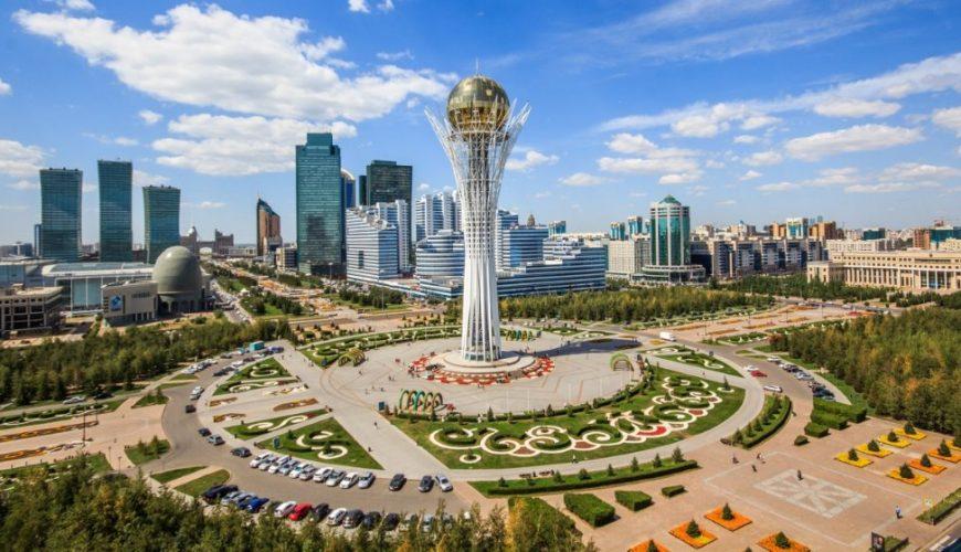 Kazakhstan 4 Stars Deluxe