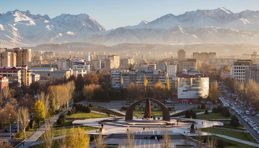 Kazakhstan & Kyrgyzstan 5 Stars Luxury