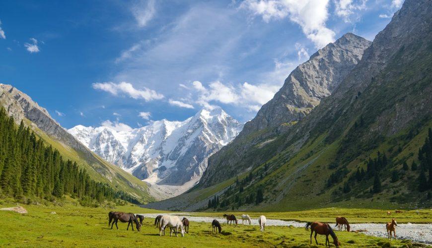 Kazakhstan & Kyrgyzstan 4 Stars Standard