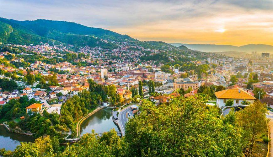 البوسنة 4 نجوم قياسية