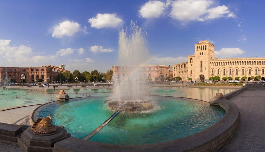 Yerevan 4 stars standard